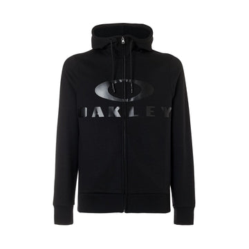 Oakley Hoodies Oakley Casual SP20 Hoodie in Bark FZ Forged Iron