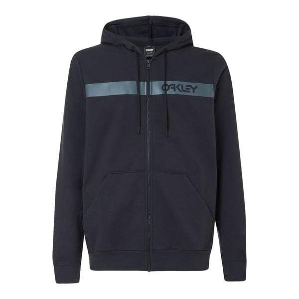 Oakley Hoodies Oakley Casual Straight Peak Fleece Hoodie in Blackout
