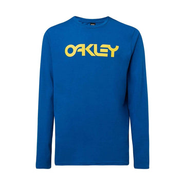 Oakley T-Shirts Oakley Casual FW19 Urban Performance L/S Tee in Mark II Electric Shade