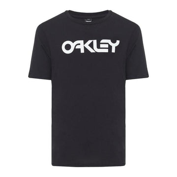 Oakley T-Shirts Oakley Casual Urban Performance Tee in Mark II Black/White
