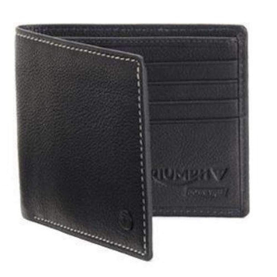 Triumph Men's Navy Wallet