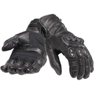Triumph Brookes Leather Motorcycle Gloves