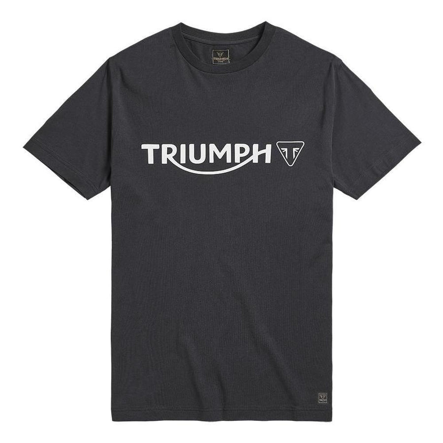 Triumph Cartmel Logo T-Shirt Black
