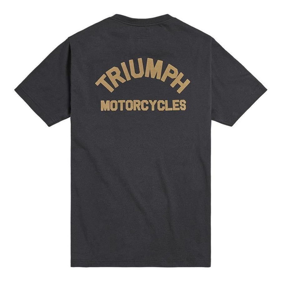 Triumph Men's Black Aberdeen T-Shirt
