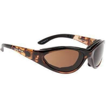 Ugly Fish Slim Tortoise Shell Glasses