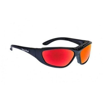 Ugly Fish Ultimate Blacl/Red Sunglasses