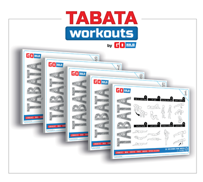 Tabata Workouts: Great for educare, gym and learn, and homework day camps!
