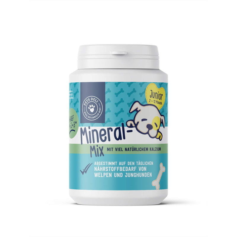 Junior Mineral-Mix