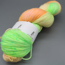 Load image into Gallery viewer, Traditional Love Bird (October Club Spare) 85% ExtraFine Merino & 15% Nylon (4PLY)