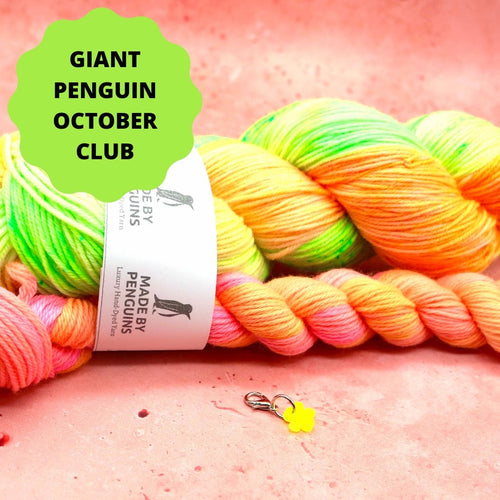 The Great Penguin Subscription: 1 x 100g & 1 x 20g DK