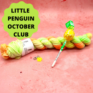 The Little Penguin Subscription DK: 1 x 20g