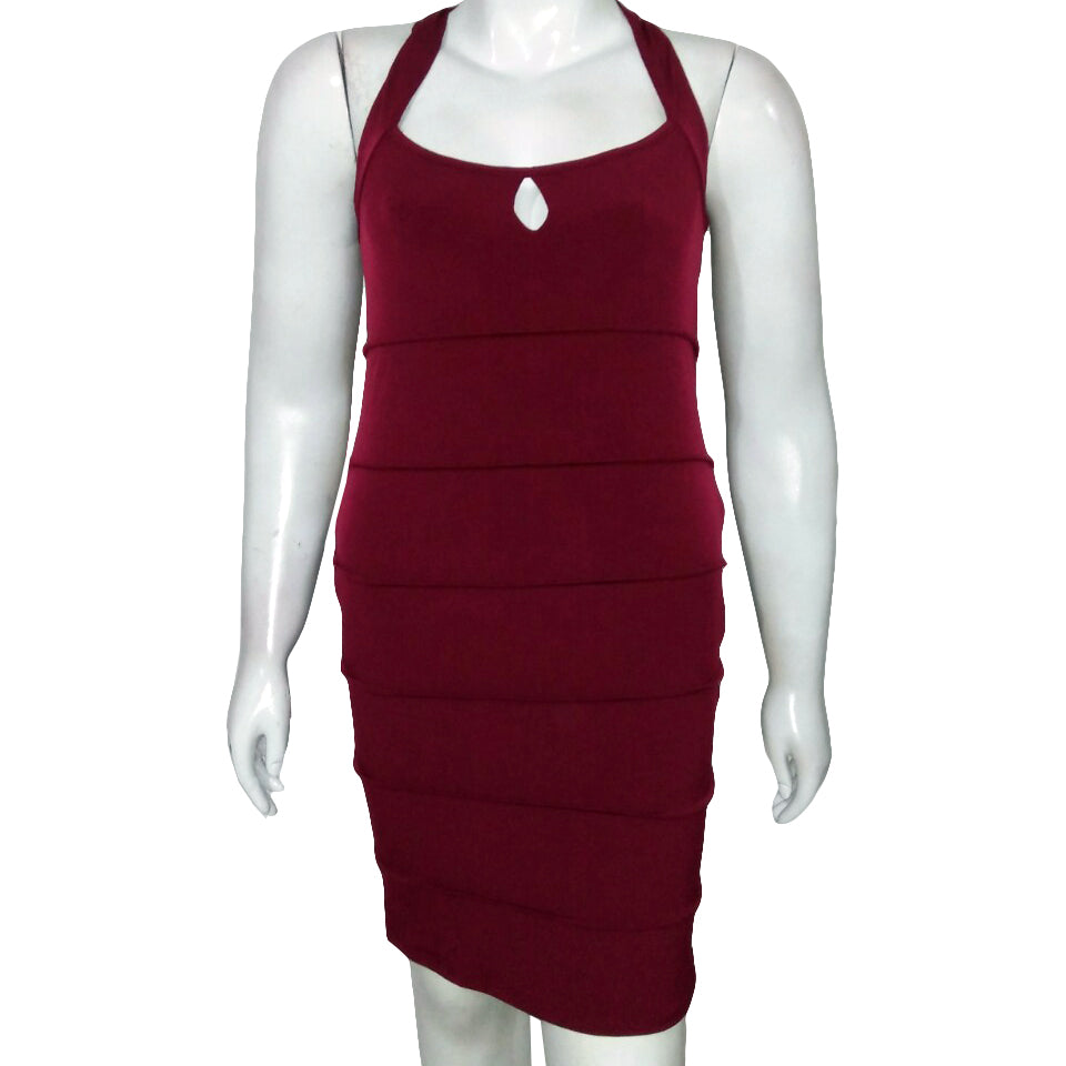 PD Jeanna (Bodycon Dress w/ Bolero)