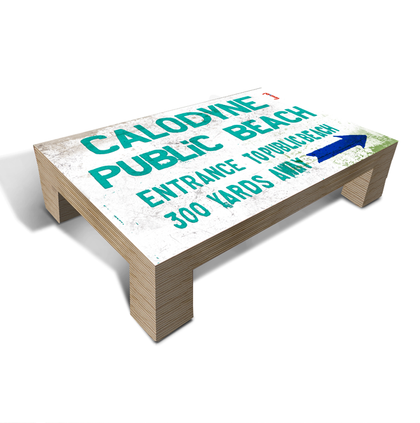 ( a2mg ) Calodyne coffee table - Gurify