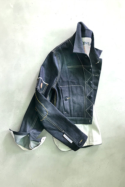 Cameron jacket - MADE ON ORDER - Laboratoire collection