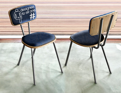 ( a2mg ) Denim please chair 1 - Gurify