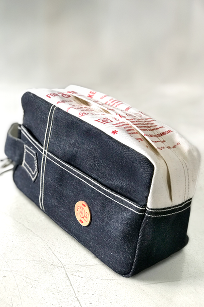 Marlon cosmetic bag - Gurify