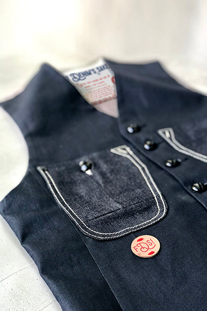 Hanks vest - MADE ON ORDER - Laboratoire collection
