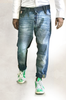 Possessed Jeans - MADE ON ORDER ONLY - Laboratoire Collection