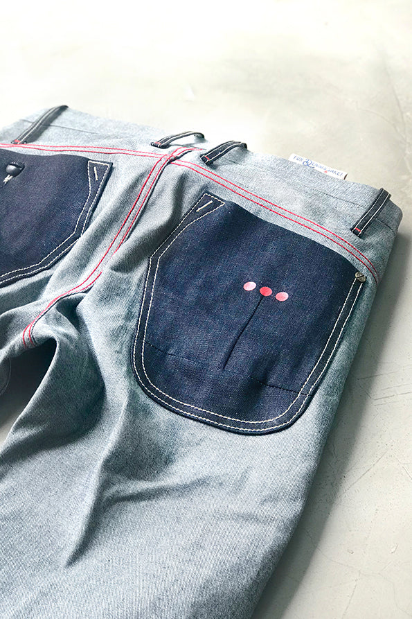 Freeman Jeans - MADE ON ORDER- Laboratoire collection