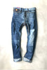 Possessed jeans 2 - MADE ON ORDER ONLY-Laboratoire Collection