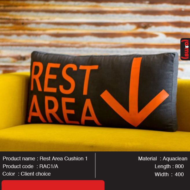 Rest Area Cushion 1