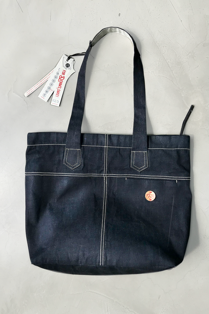 Kidman Denim tote bag - Gurify