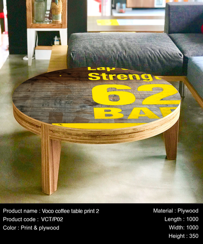 (a2mg) Voco coffee table - Gurify
