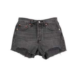 Levi's 501 High Rise Short in Eat Your Words