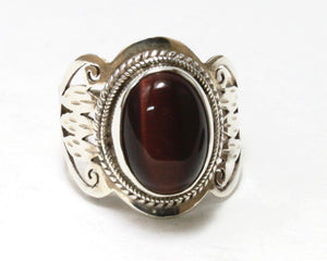 Cat's Eye Ring