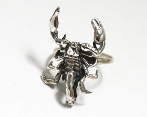 Scorpion Ring (Large)