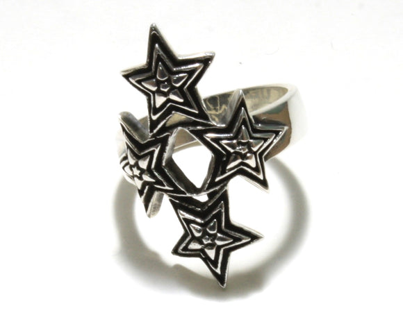 Four Star Ring