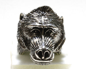 Baboon Ring