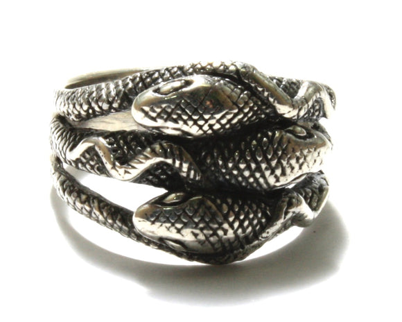 Three Snake Ring