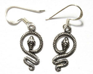 Ancient Snake Earring