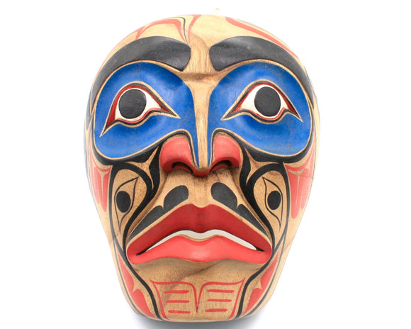Northwest Native American Mask Replica