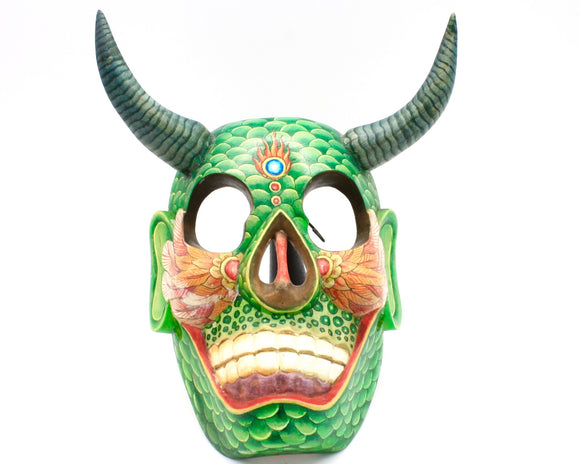 Japanese Oni mask