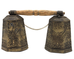 Indonesian Tribal Bells