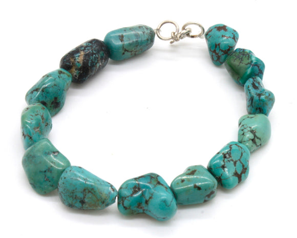 Turquoise Beaded Breacelet