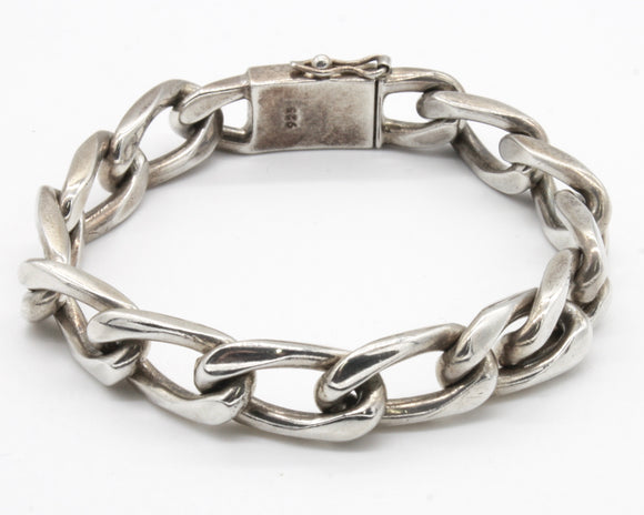 Twisted Curb Bracelet