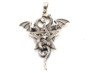 Dragon Star Pendant