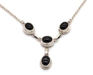 Onyx Stone Necklace