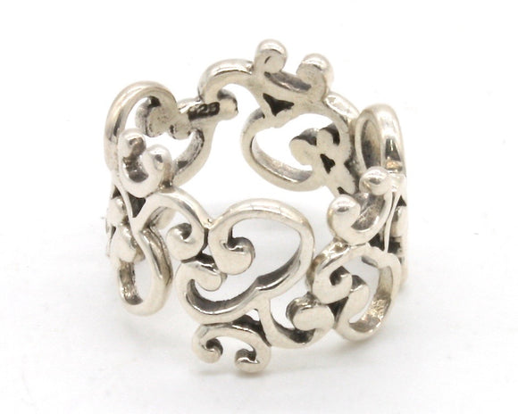 Tangled Vine Ring