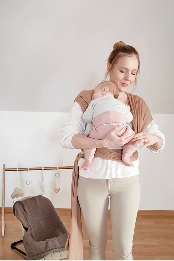 The most common babywearing mistakes