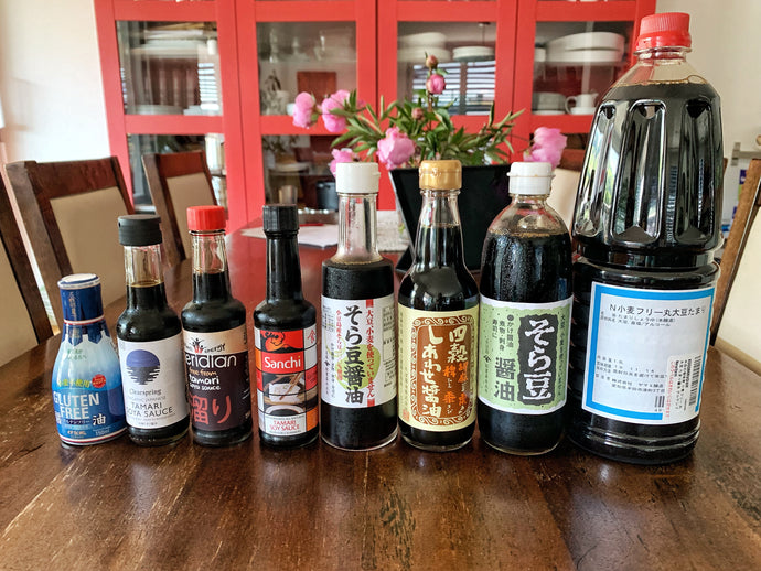 Our Search : Gluten Free Soy Sauce Based Cooking Sauces
