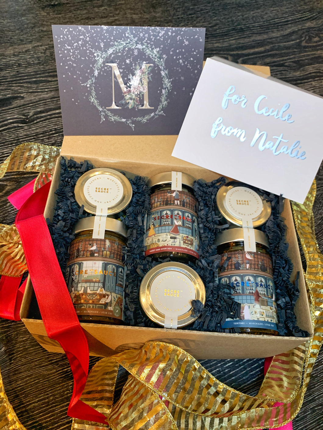 Exploration Gourmet Xmas Gift Set 2020