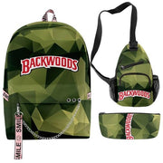 BW Backpack 3pc Bundle