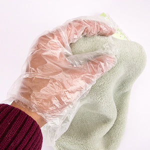100pcs Disposable Gloves for catering - OsirisPPE