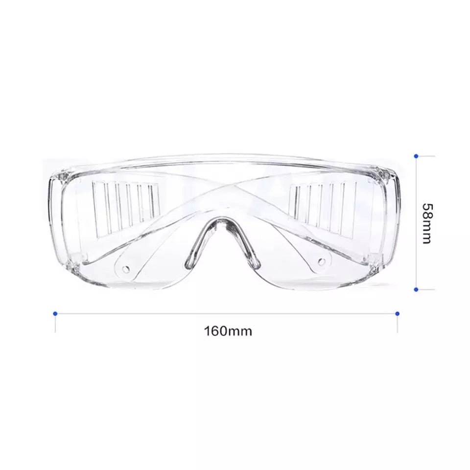 Protective Safety Overglasses - OsirisPPE Personal Protective Equipment