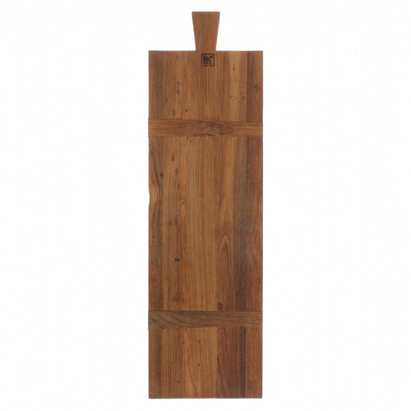 Breadboard Reclaimed Teak Square L