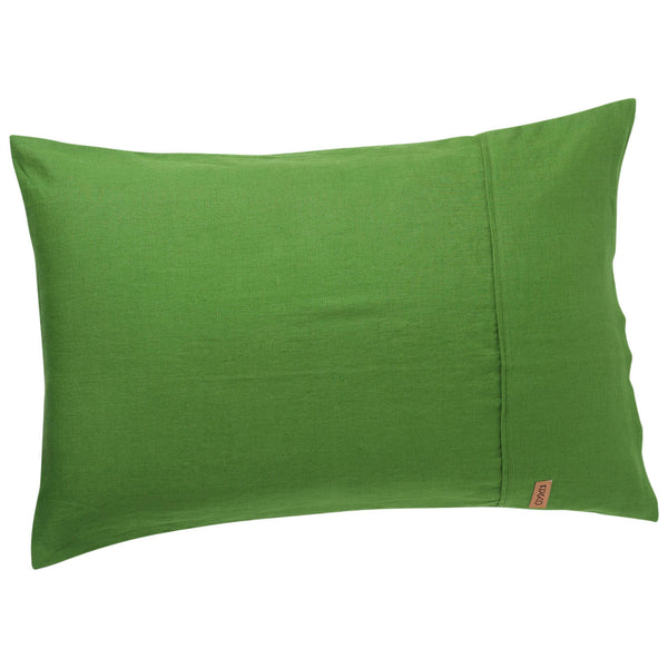 Fern Linen Pillowcases- 2Pce